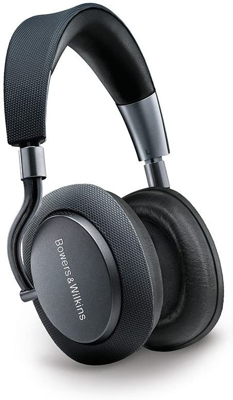 PX Active Noise Cancelling Wireless Headphones Best-in-class Sound, Space Grey