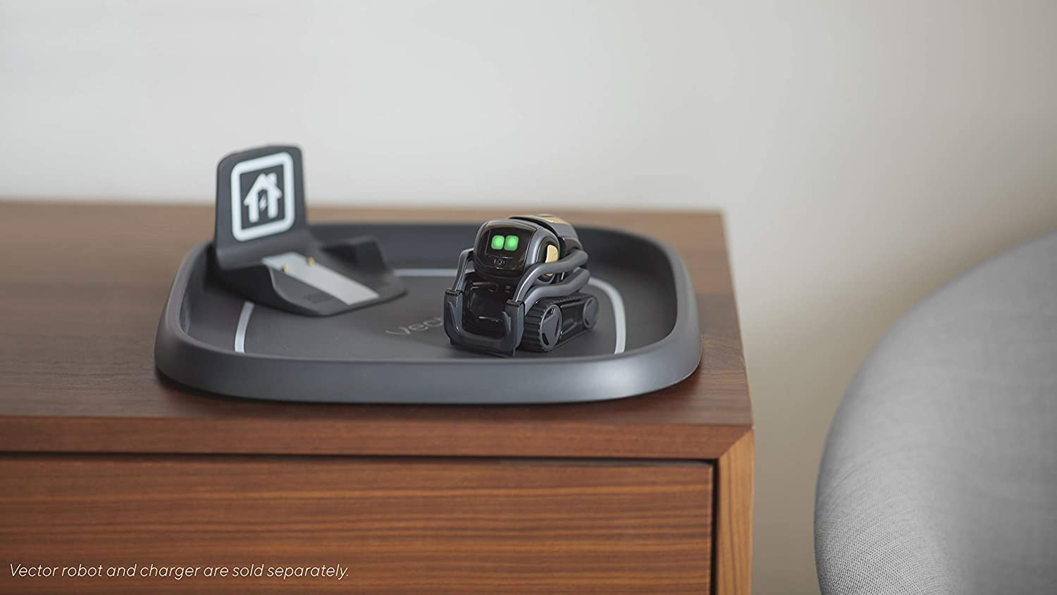 Vector Robot by Anki, A Home Robot Who Hangs Out & Helps Out, With ...