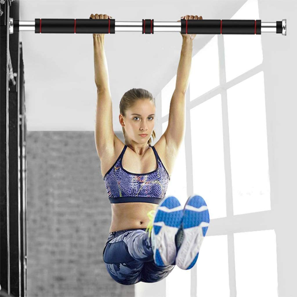 Adult Gymnastics Horizontal Bars Traning Sport Strength Pull-Up Bars Indoor Home Door Punch-Free Fitness