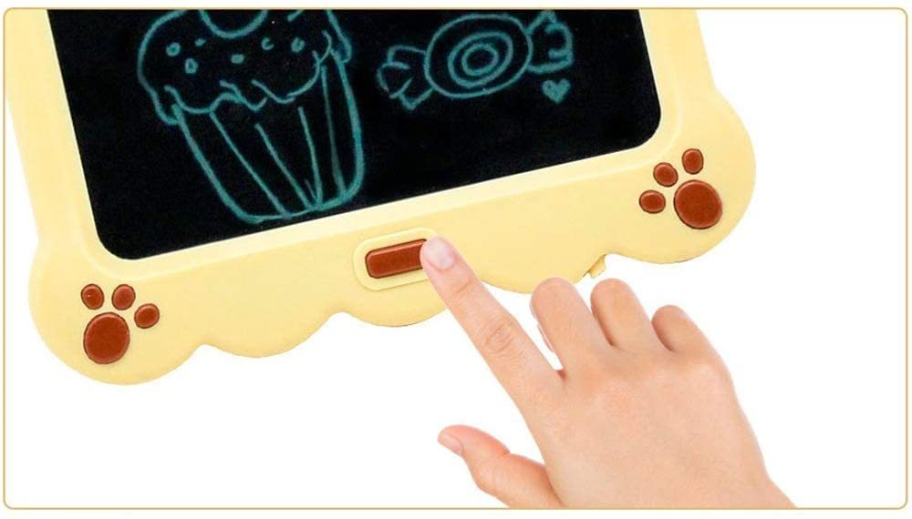 LCD Writing Tablet 3 Pcs 10 Inch Children's Electronic Drawing Board LCD Handwriting Board Intelligent Graffiti Board LCD Writing Tablet LCD Writing Tablet Kids