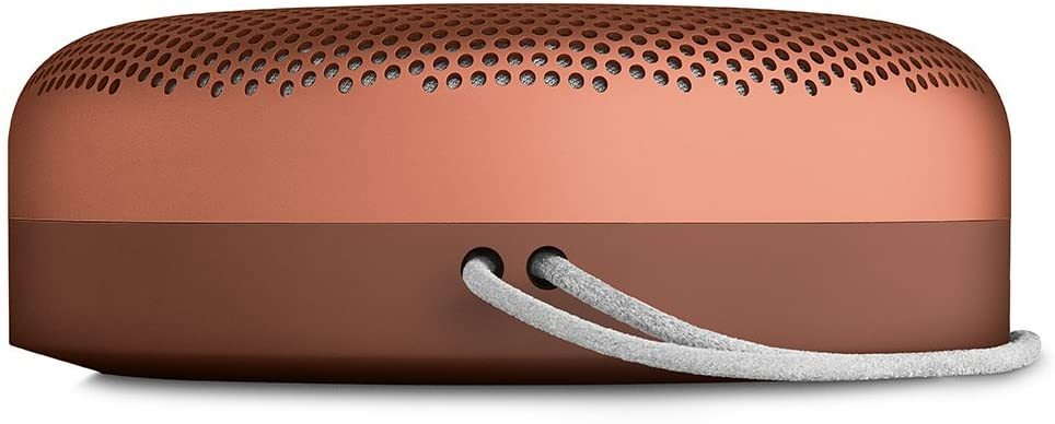 B&O PLAY A1 Portable Bluetooth Speaker, Tangerine Red, One Size